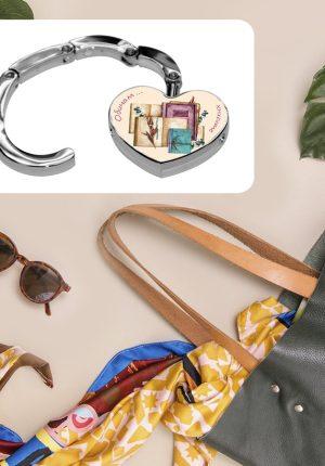 Закачалка за чанта